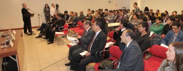 Conferencia sobre Proyecto Santa Teresa II